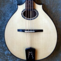 Twin-point mandolin